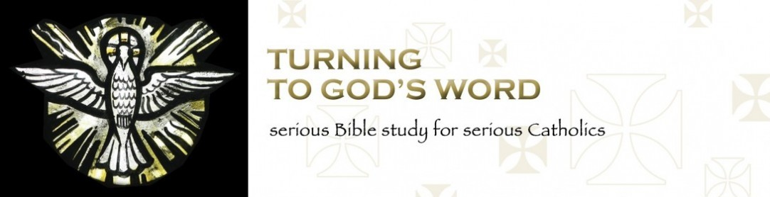 Turning to God's Word
